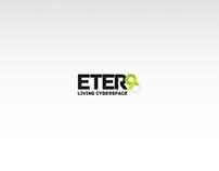 Branding + Concept // ETER9