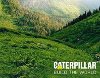 CATERPILLAR - build the world