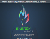 Energy Mobile App Design