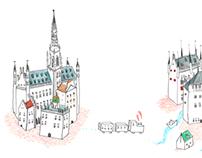 Viaje a Bruselas y Brujas