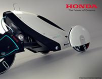 Honda VRX 013