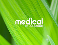 Logotyp produktové řady dietických produktů Medical