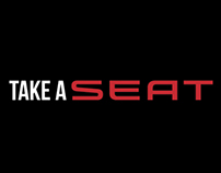 Seat advertising concept