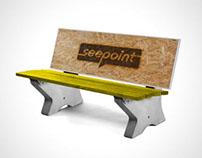 Logotyp a grafický manuál Seepoiint