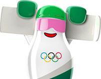 Winter Olympic Mascots