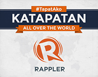 #TapatAko Infographics: Katapatan All Over the World