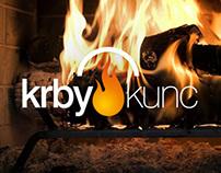 Logotyp a jednotný vizuální styl pro firmu Krby Kunc