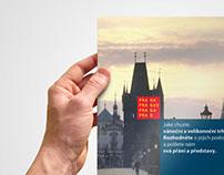 Anketní leták - Magistrát hlavního města Prahy