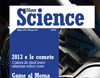 "New Science - ""Le Scienze"" Restyling"