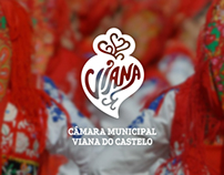 CM Viana do Castelo - City Hall New Website
