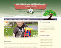 website design for PIMS