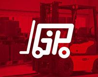 Redesign logotypu GP servis