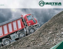 Astra Heavy Duty Trucks Brochure