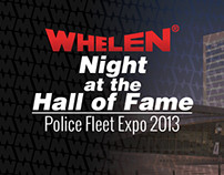 Whelen Night at the NASCAR Hall of Fame