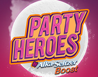 Party Heroes by Alka-Seltzert Boost