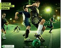 Futbol - Saga Falabella
