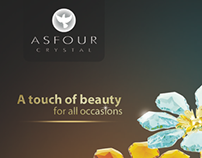 CRYSTAL ASFOUR FLYER