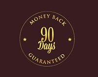 Money Back Guaranteed Seals
