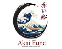 Logo Design | Akai Fune