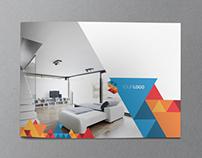 Modern Geometric Brochure