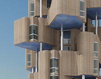 Apartment block - Italy