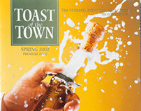 Toast of the Town, Premiere Issue