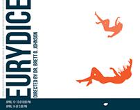 Eurydice Poster+Postcard Design