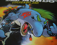 """Delfin del mundo"" CD Design"