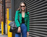 PopSugar.com NYFW Street Style Spring 2013