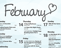 UMBC Weekly Event Posters