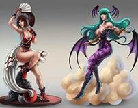 Fanart Videogame Girls
