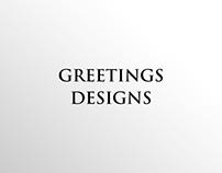 Greetings Design 01