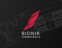 Bionik Labs Branding