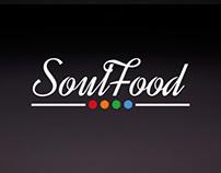 Sitio web Soul Food de Laboratorio Chile