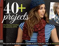 Interweave: Knit & Crochet