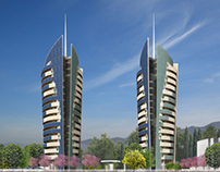 Residential towers - Italy