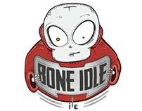Logo Design - Bone-Idle.ie