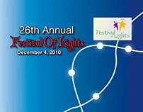 Festival Of Lights postcard