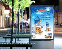 Americana advertising concept 2013
