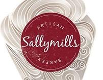 Branding - Cafe - Sallymills