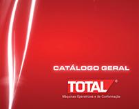 CATÁLOGO - TOTAL MÁQUINAS