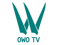 OWO TV - Identidade Visual