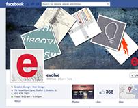 Evolve Facebook Designs