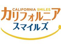 California Smiles - Japan Market Logo