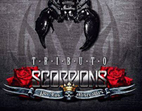 SCORPIONS Tribute Advertising Image