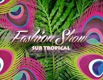 Desfile Fashion Show Tropical – Mall del Sur