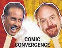 Jerry Seinfeld or Louis C.K.?