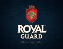 Redes Sociales Cerveza Royal Guard