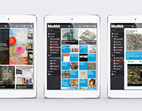 MoMA App Redesign