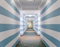 Some Photos - 2.8: Some Hotel Hallways